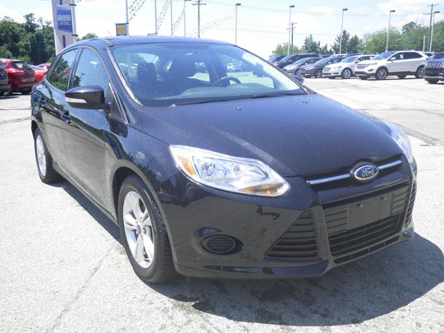 Certified Used Ford Focus 4dr Sdn SE