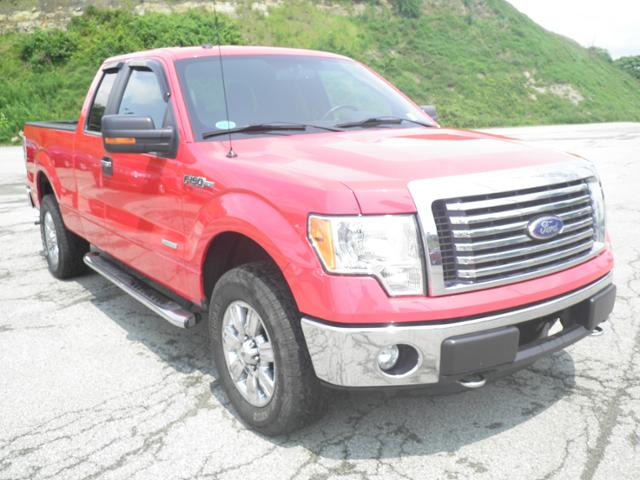Used Ford F-150 4WD SuperCab 145 XLT