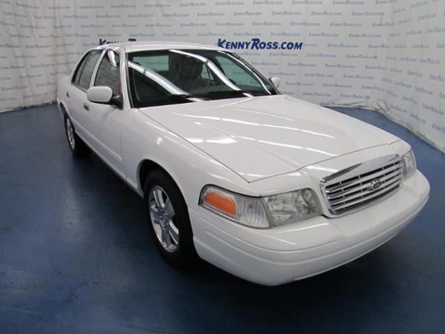Used Ford Crown Victoria 4dr Sdn LX