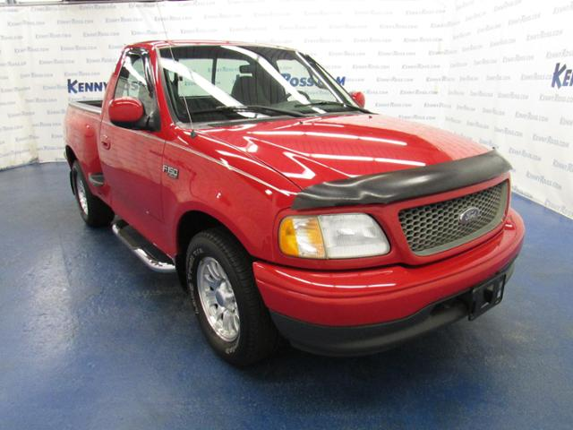 Used Ford F-150 Reg Cab Flareside 120 XLT